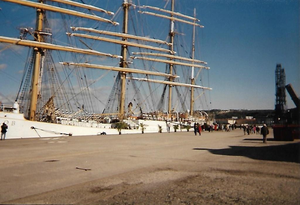 [ Marine à voile ] Le Sedov à Cherbourg. Scan0164