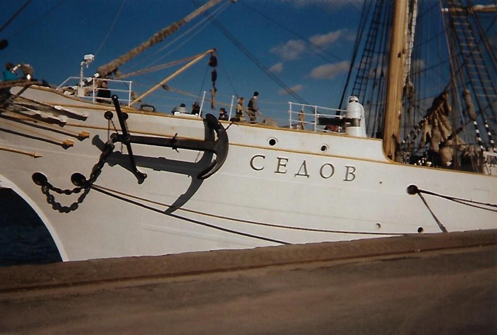 [ Marine à voile ] Le Sedov à Cherbourg. Scan0167