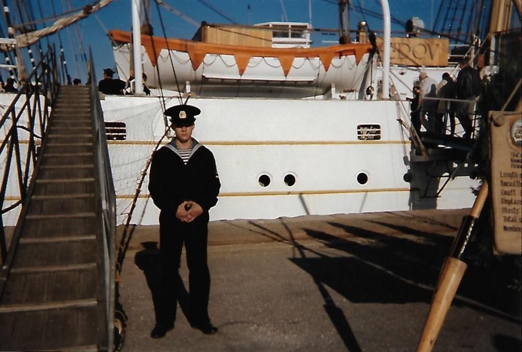 [ Marine à voile ] Le Sedov à Cherbourg. Scan0169