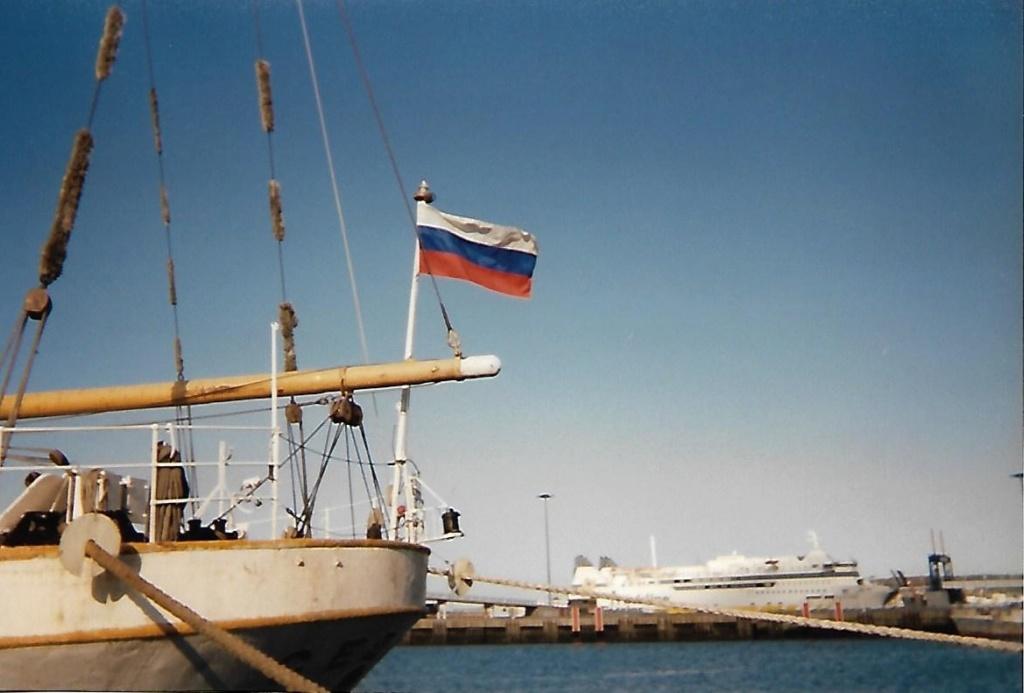 [ Marine à voile ] Le Sedov à Cherbourg. Scan0170