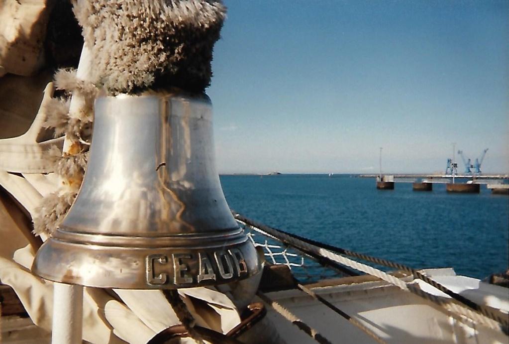 [ Marine à voile ] Le Sedov à Cherbourg. Scan0171