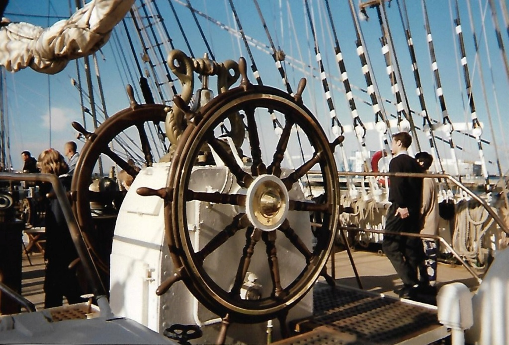 [ Marine à voile ] Le Sedov à Cherbourg. Scan0175
