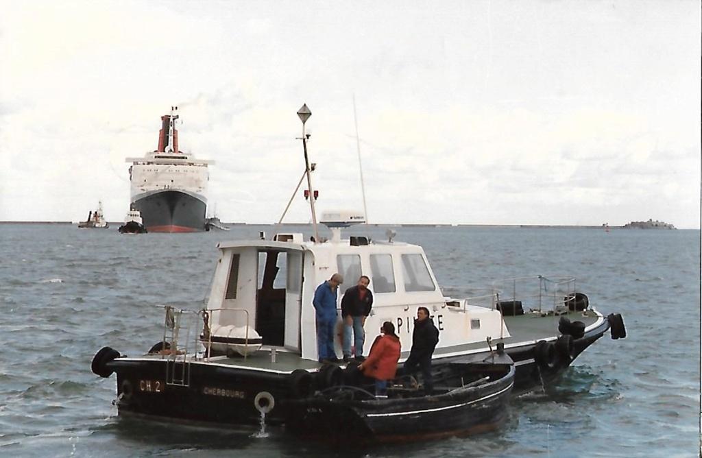[Activité des ports hors Marine] LE PORT DE CHERBOURG - Page 18 Scan0178