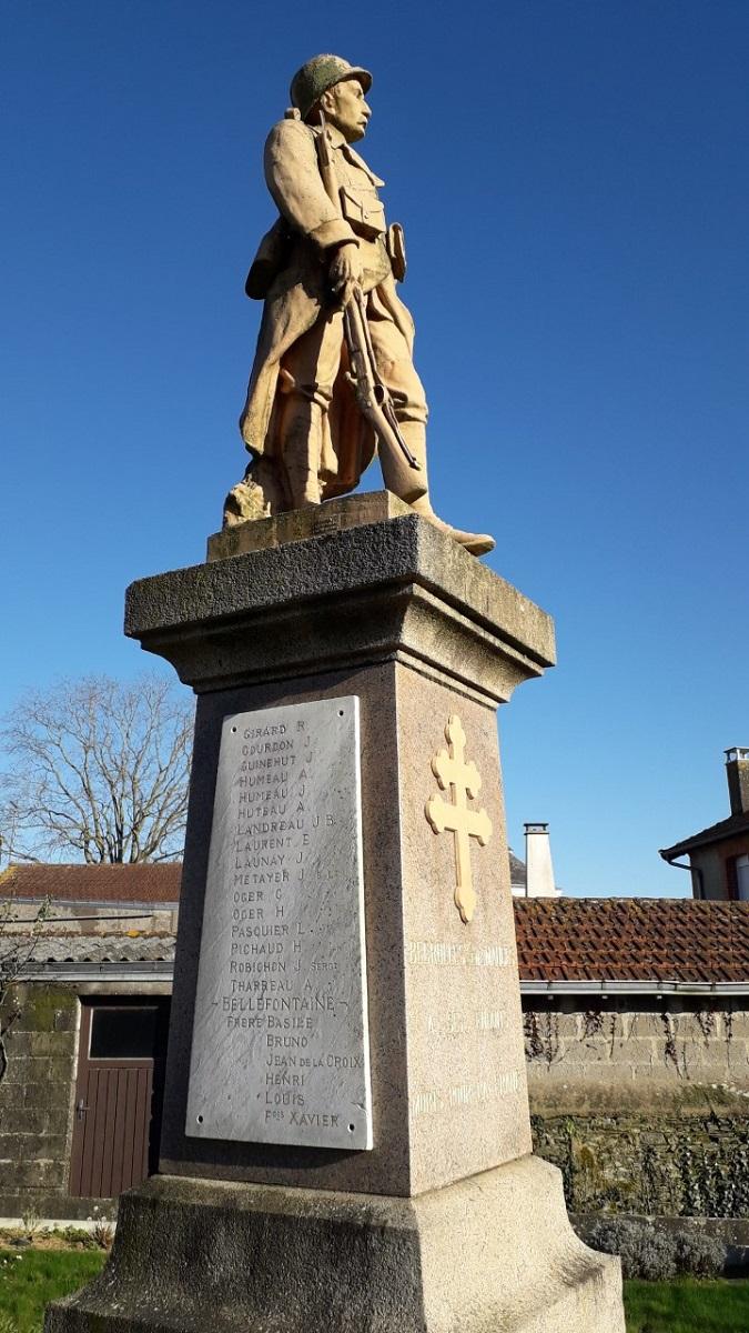 [ Histoires et histoire ] Monuments aux morts originaux Français Tome 2 - Page 19 Thumbn13