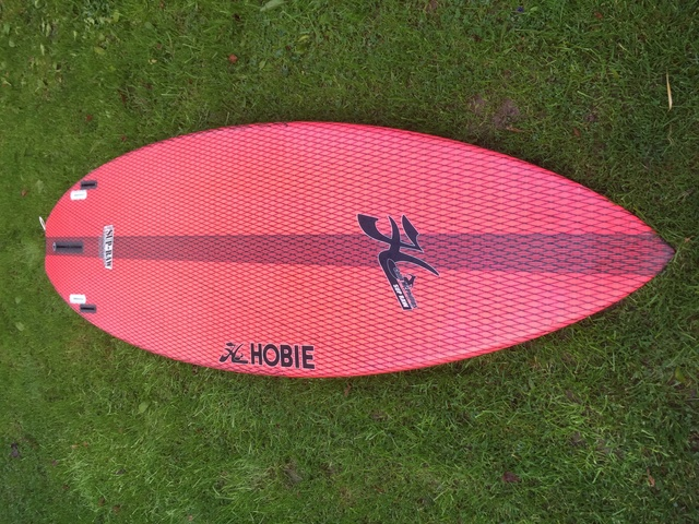 Stand Up Paddle Hobie Raw custom 7'6 VENDU Img_0714