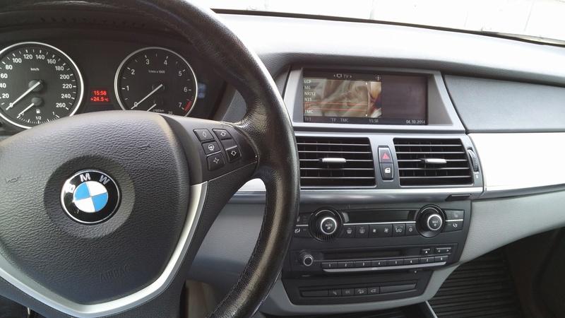 Les actuelles : Bmw 535i GT, 750Li et X1 2.8i x-drive 20141010