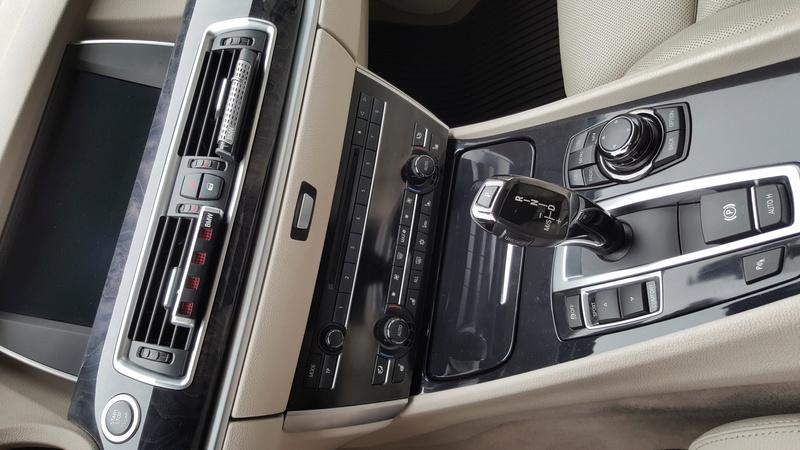 Les actuelles : Bmw 535i GT, 750Li et X1 2.8i x-drive 20160417