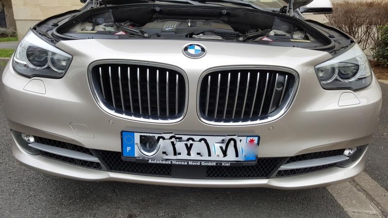 Les actuelles : Bmw 535i GT, 750Li et X1 2.8i x-drive 20160419