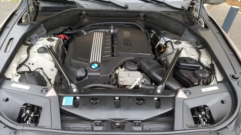 Les actuelles : Bmw 535i GT, 750Li et X1 2.8i x-drive 20160420
