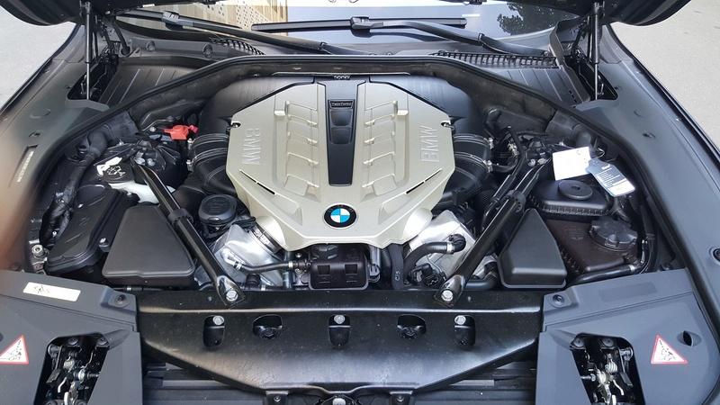Les actuelles : Bmw 535i GT, 750Li et X1 2.8i x-drive 20160711