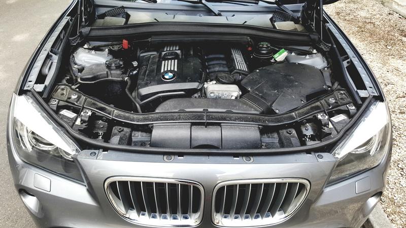 Les actuelles : Bmw 535i GT, 750Li et X1 2.8i x-drive 20161013