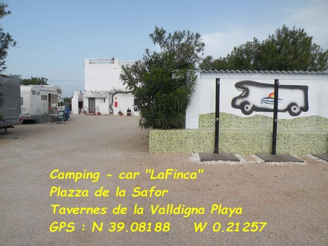 [ESPAGNE] Aires et campings sur côte méditérranéenne 5_aire13