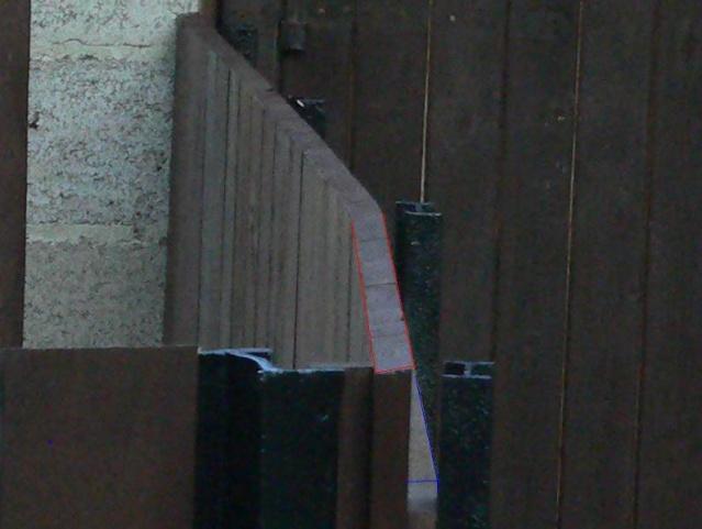 Construction d'une palissage en partie arrondie - Page 2 Detail10