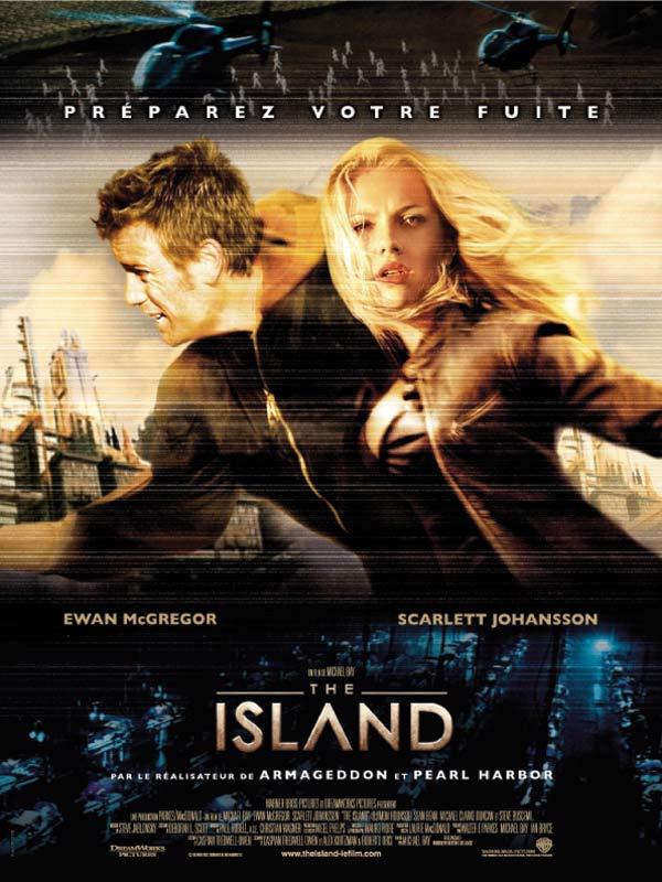 The Island 18435410