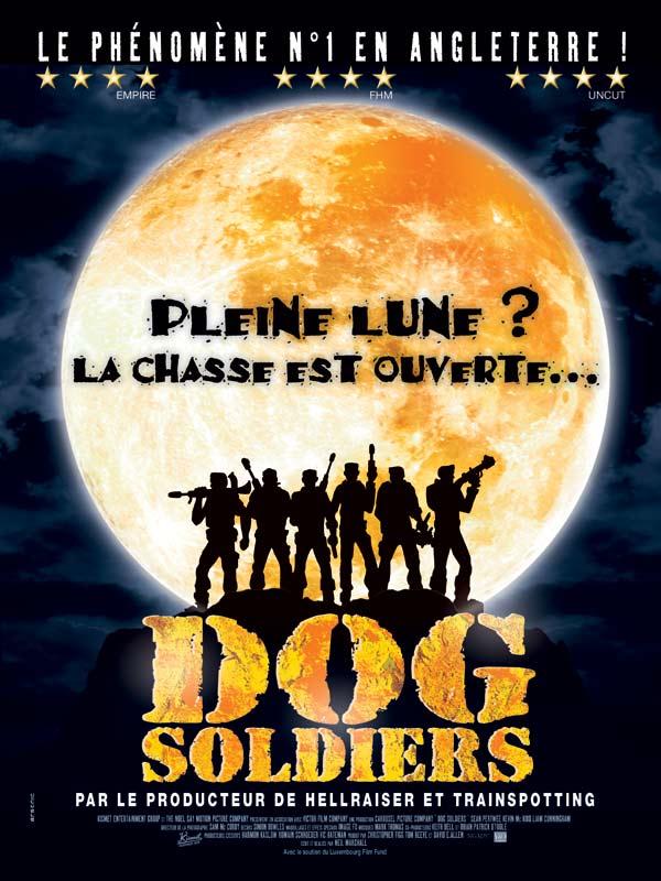 Dog Soldiers Affich11