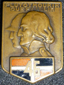 Les insignes d'Infanterie en 1939-1940 046ri10