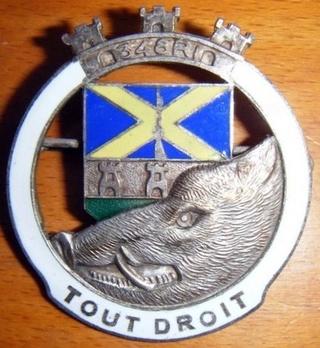 Les insignes d'Infanterie en 1939-1940 34810