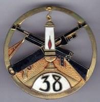 Les insignes d'Infanterie en 1939-1940 3810