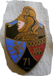 Les insignes d'Infanterie en 1939-1940 64924810