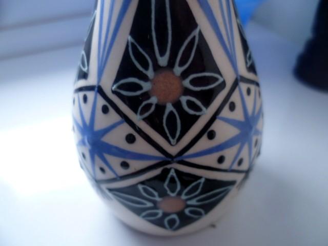 1950's Starburst stem vase Star_110