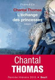 L'ECHANGE DES PRINCESSES de Chantal Thomas  Images10