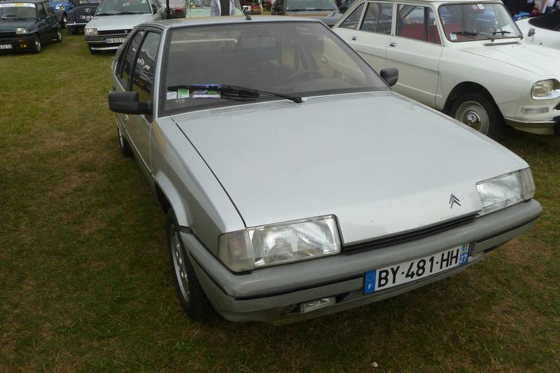 les YOUNGTIMERS (Citroën récentes: AX, BX , CX , XM....) Citroe22