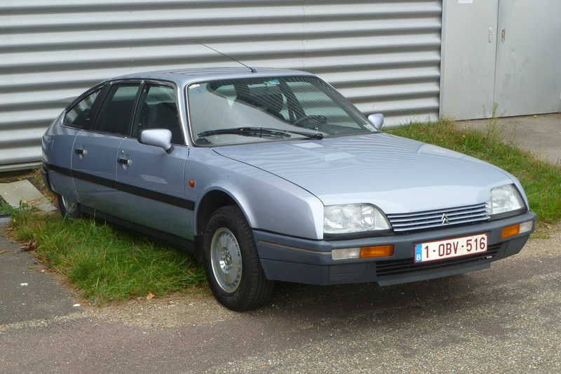 les YOUNGTIMERS (Citroën récentes: AX, BX , CX , XM....) Citroe25