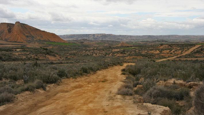 Le voyage dans le désert des Bardenas 3225_y10