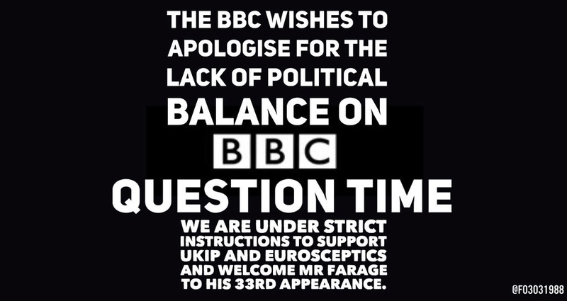 'Question Time' Bbc_qu10