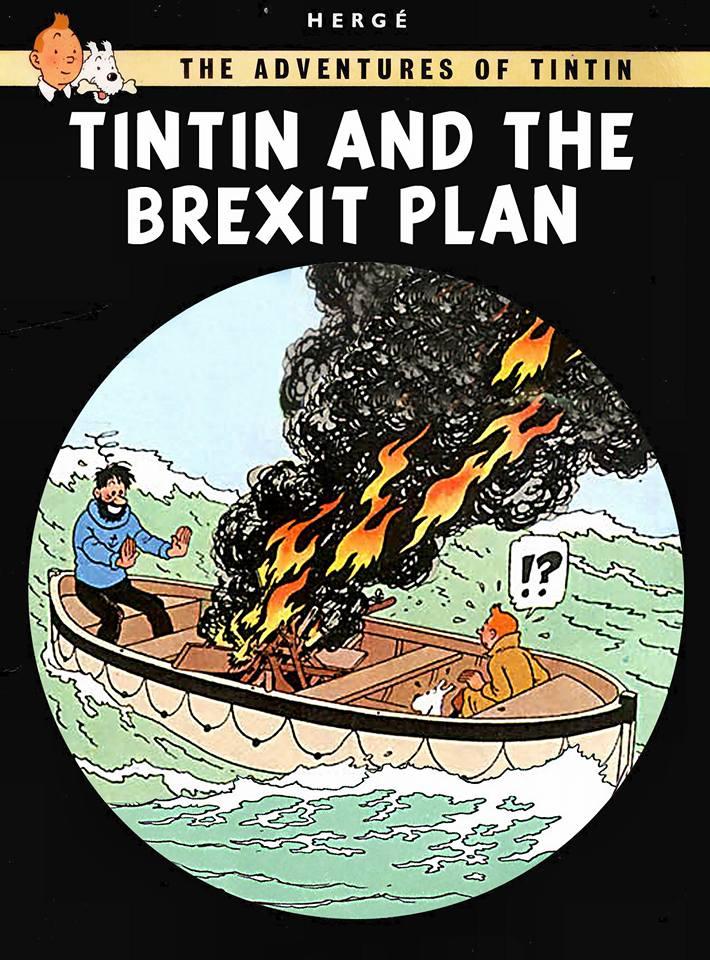 Political cartoons Brexit12