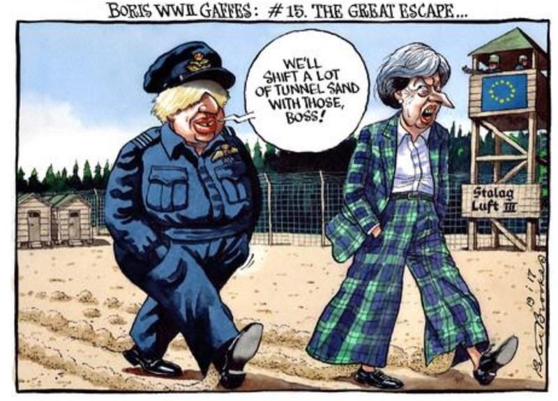 Political cartoons Brexit15