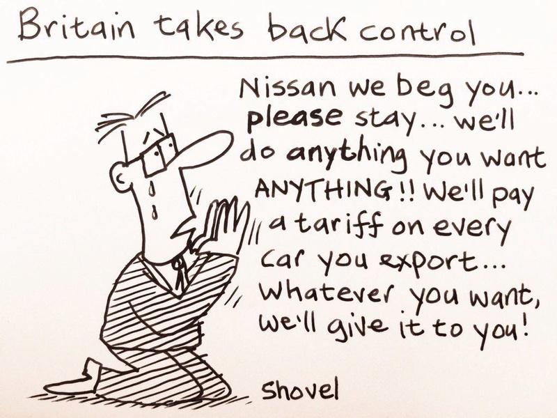 Political cartoons Britai10
