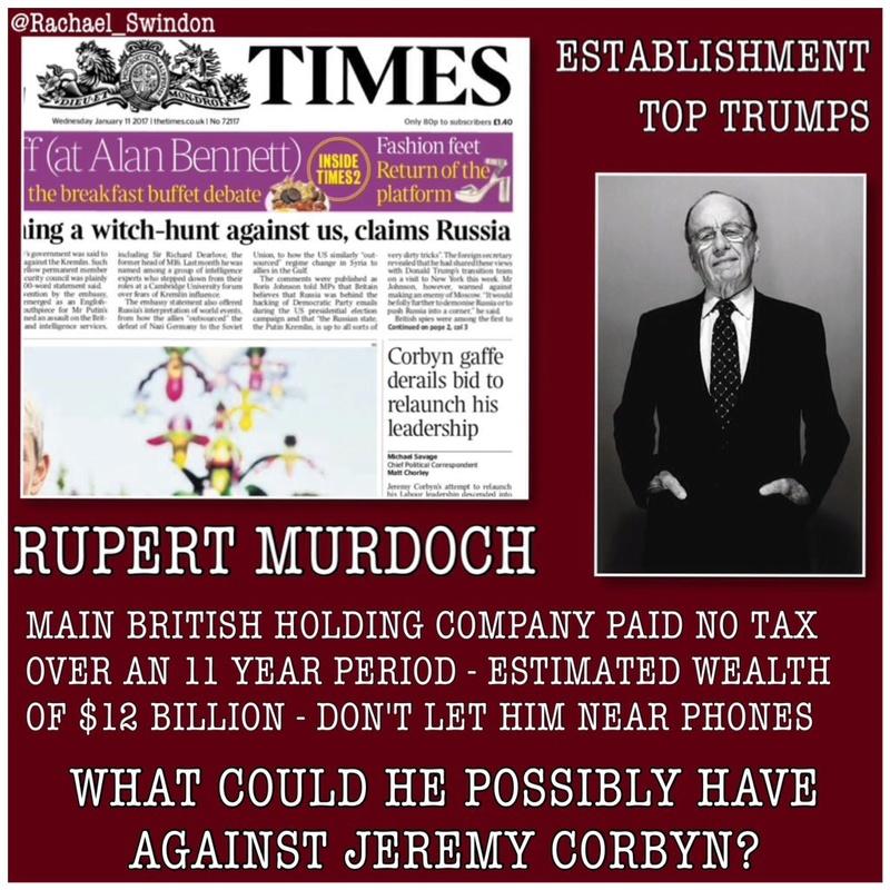 Media bias against Jeremy Corbyn - Page 2 Murdoc10