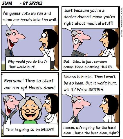 Political cartoons Slam_o10