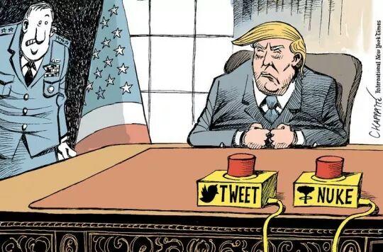 Political cartoons Trump_15