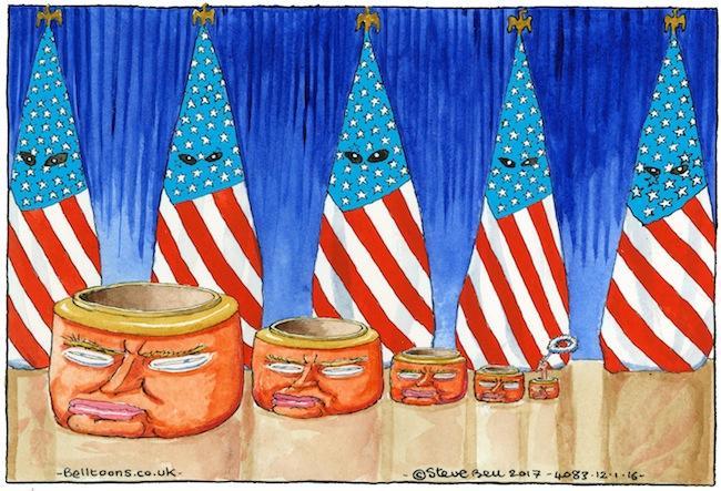Political cartoons Trump_18