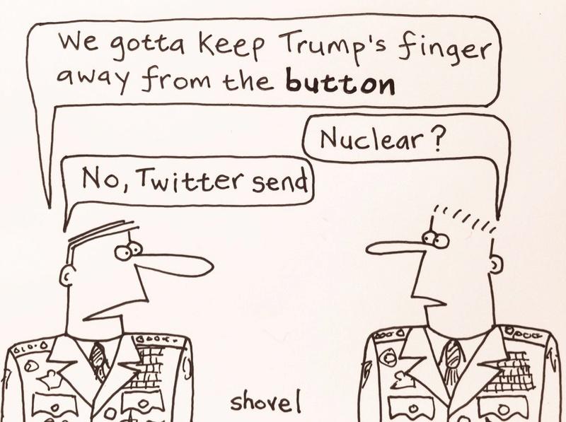 Political cartoons Trump_19