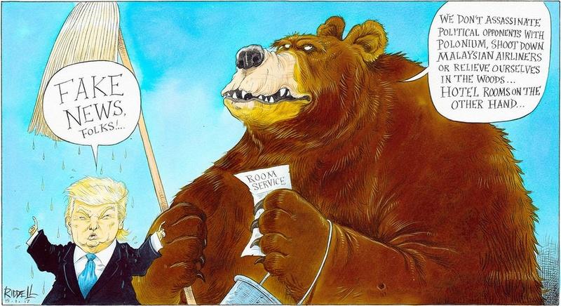 Political cartoons Trump_21