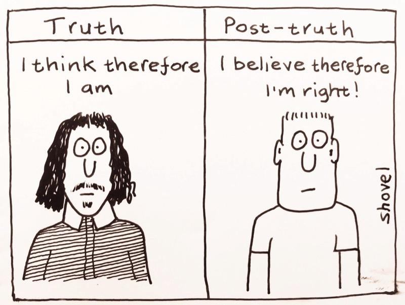 Political cartoons Truth_10