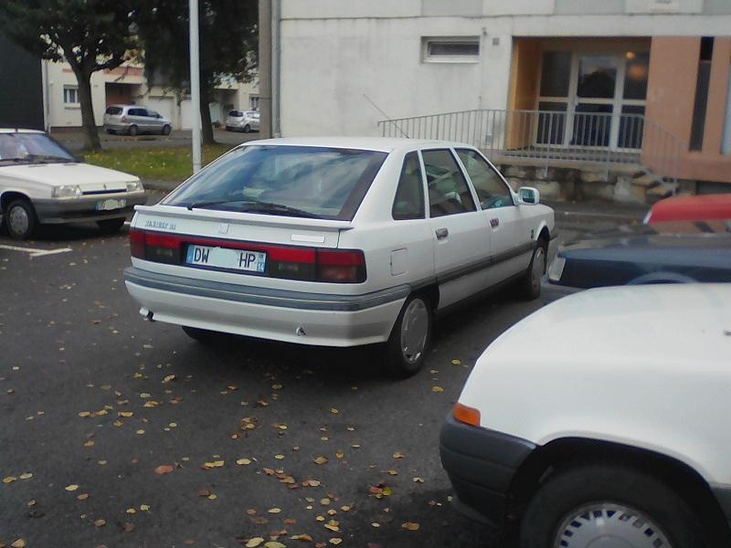 Renault 21 GTS Symphonie de 1993 211