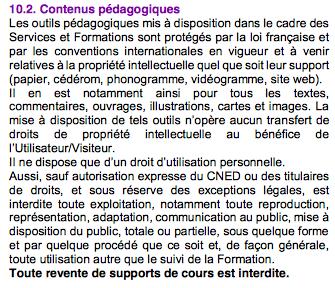 [IMPORTANT] Diffusion de matériel sous droits d'auteur sur le forum Captur10