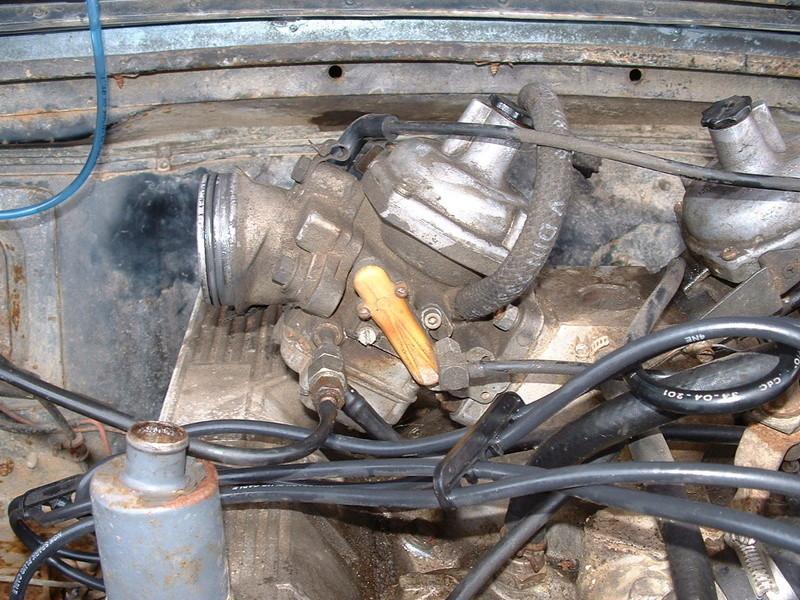 Réfection des carburateurs Solex et Zenith CD175 [Résolu] - Page 2 Dscf0068
