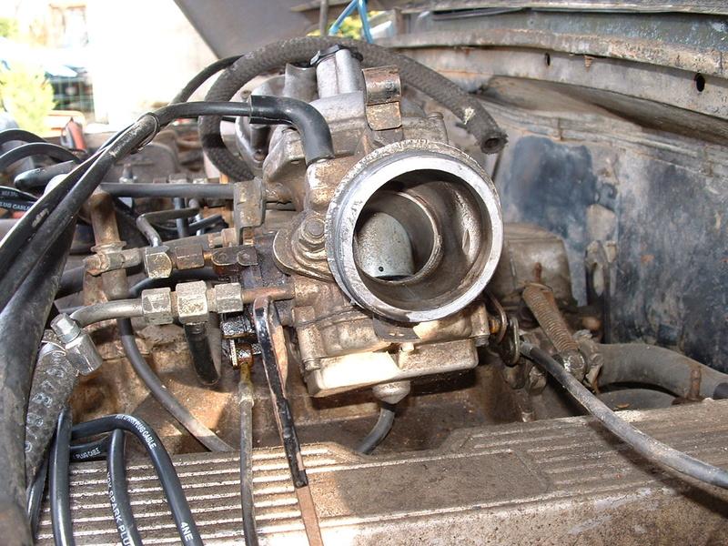 Réfection des carburateurs Solex et Zenith CD175 [Résolu] - Page 2 Dscf0069