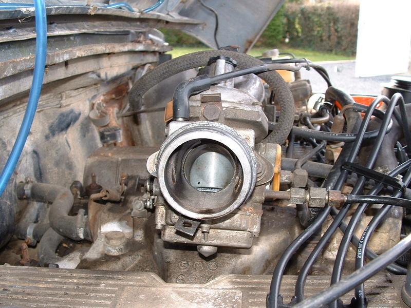 Réfection des carburateurs Solex et Zenith CD175 [Résolu] - Page 2 Dscf0070