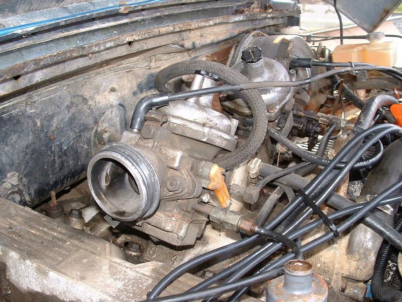 Réfection des carburateurs Solex et Zenith CD175 [Résolu] - Page 2 Dscf0071
