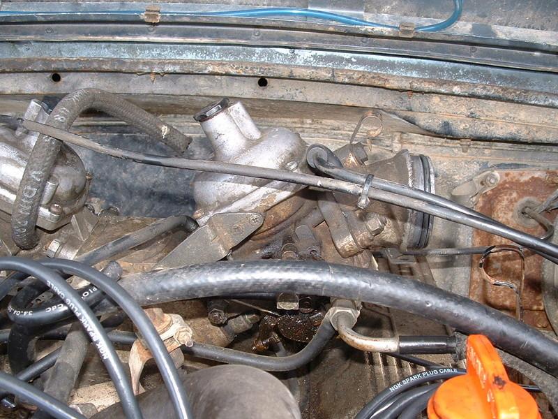 Réfection des carburateurs Solex et Zenith CD175 [Résolu] - Page 2 Dscf0073