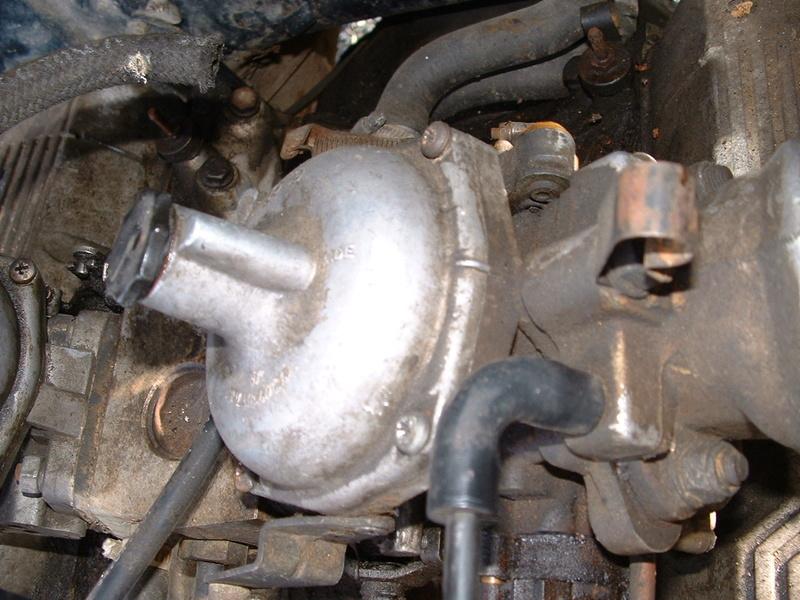 Réfection des carburateurs Solex et Zenith CD175 [Résolu] - Page 2 Dscf0075
