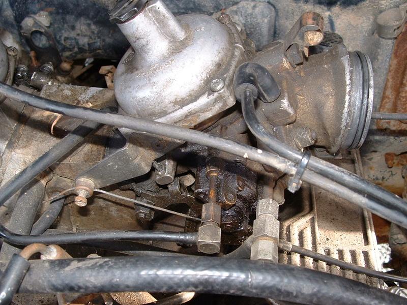 Réfection des carburateurs Solex et Zenith CD175 [Résolu] - Page 2 Dscf0076