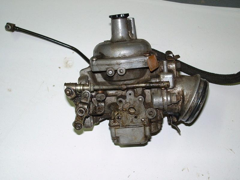 Réfection des carburateurs Solex et Zenith CD175 [Résolu] - Page 2 Dscf0079