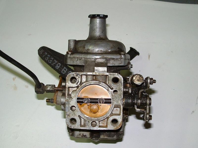 Réfection des carburateurs Solex et Zenith CD175 [Résolu] - Page 2 Dscf0080